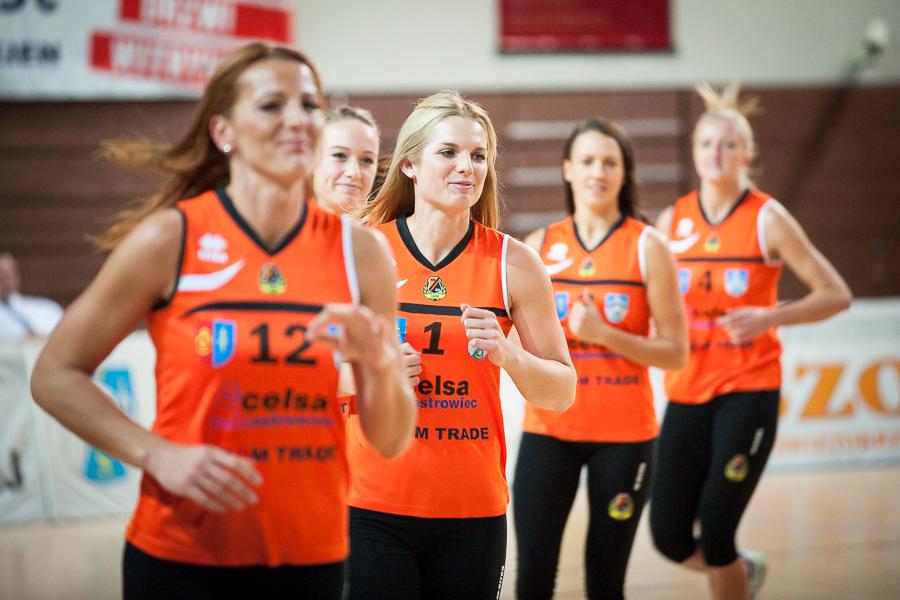 Prezentacja drużyny AZS WSBiP KSZO Ostrowiec Św., DwaSpojrzenia.pl, Katarzyna Brojek