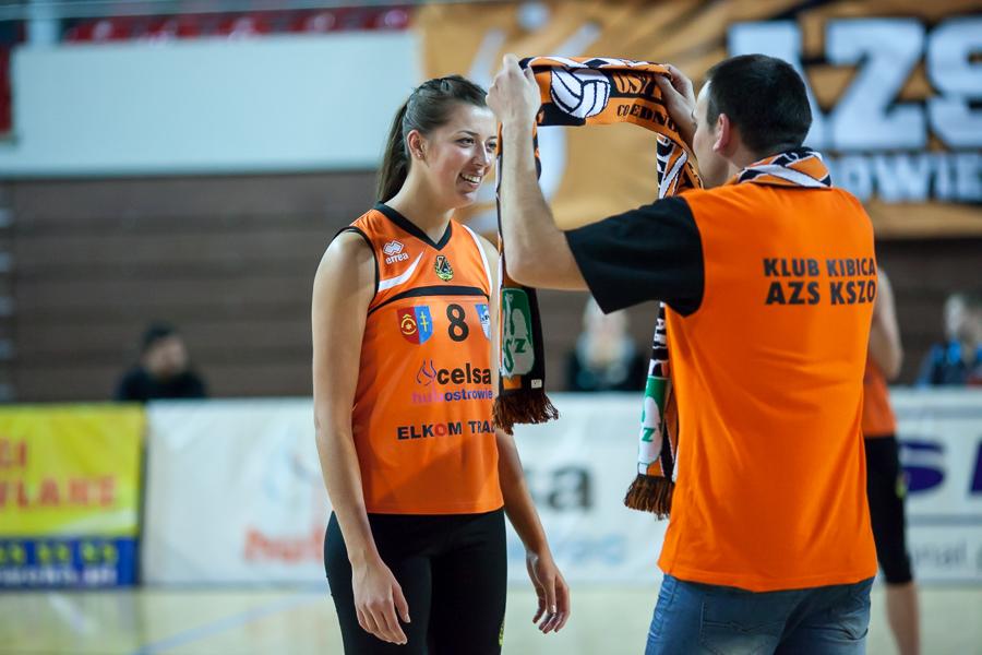 Prezentacja drużyny AZS WSBiP KSZO Ostrowiec Św., DwaSpojrzenia.pl, Magdalena Soter