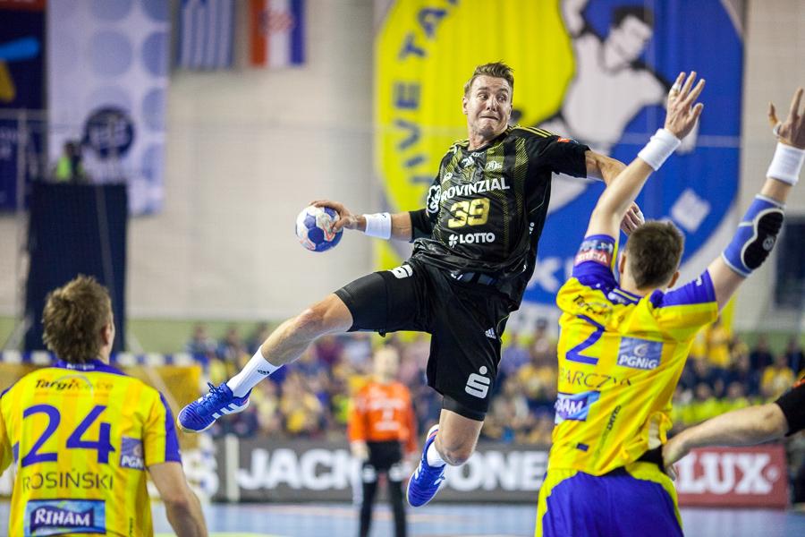EHF Champions League | Vive Targi Kielce – THW Kiel, Filip Jicha, Łukasz Dziekan