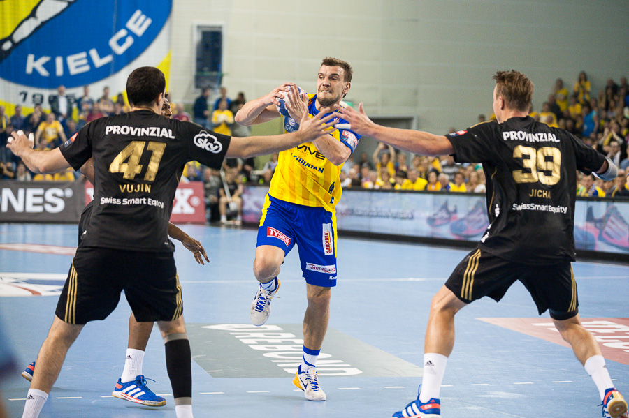 EHF Champions League | Vive Targi Kielce – THW Kiel, Michał Jurecki