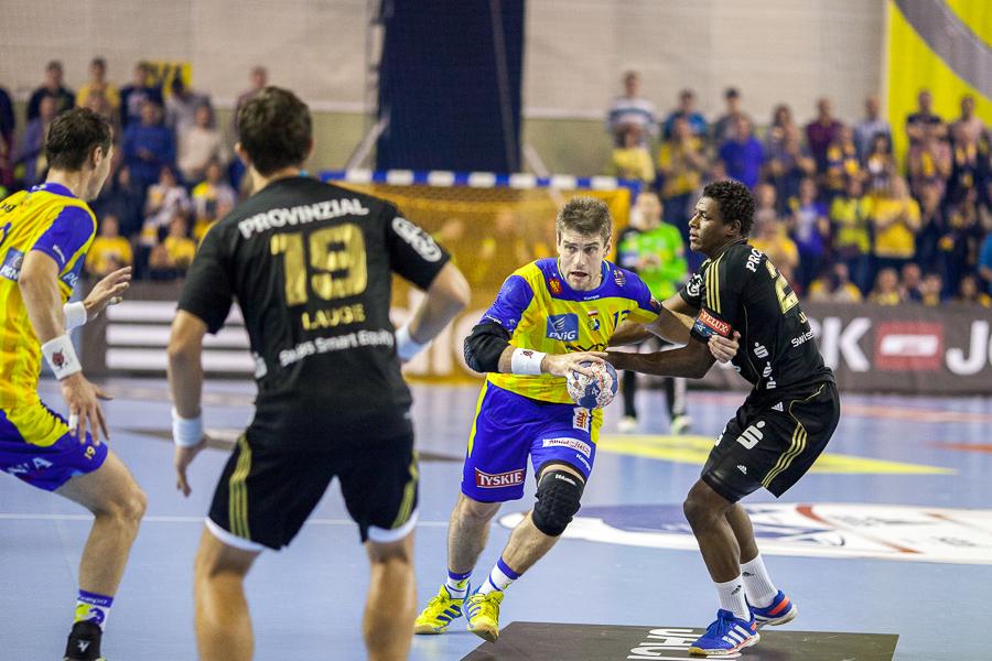 EHF Champions League | Vive Targi Kielce – THW Kiel, Julen Aguinagalde, Andrzej Partyka