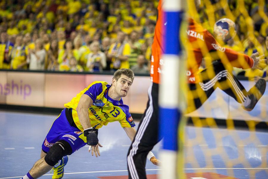EHF Champions League | Vive Targi Kielce – THW Kiel, Julen Aguinagalde