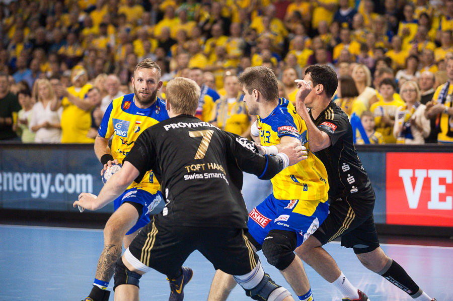 EHF Champions League | Vive Targi Kielce – THW Kiel, Tomasz Rosiński