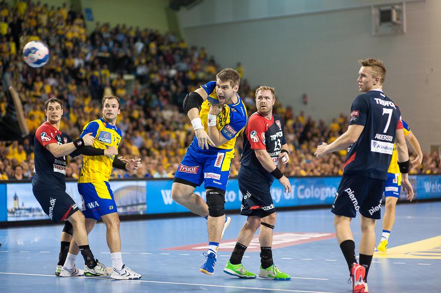 EHF Champions League | Vive Targi Kielce – KIF Kolding Kobenhavn